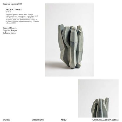 Turi Heisselberg → Recent work