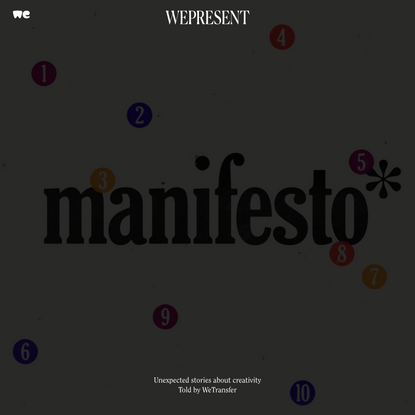 A Manifesto by Susan Abulhawa