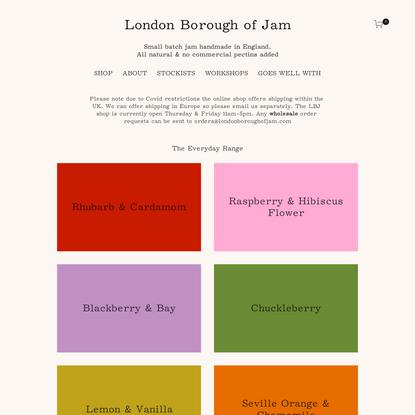 London Borough of Jam