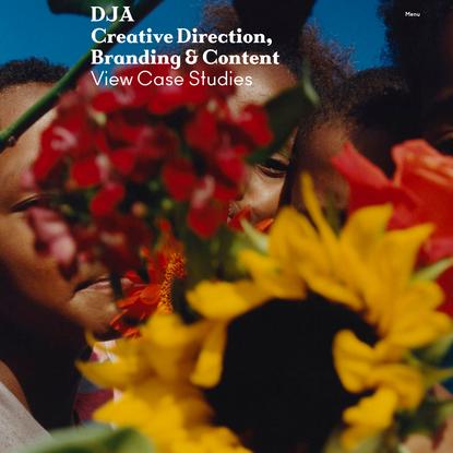 DJA - Creative Direction, Branding & Content