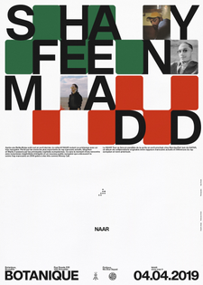 NAAR collective identity - ad poster by Montasser Drissi