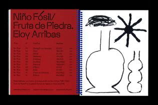 Niño Fósil / Fruta de Piedra - Eloy Arribas - designed by Koln Studio