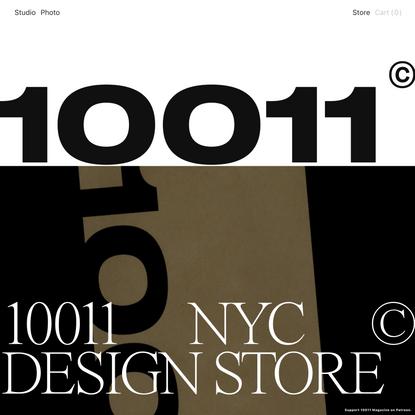 10011 NYC ©