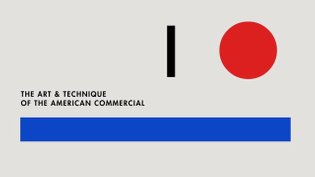 AICP Show 2012 - Opening Titles