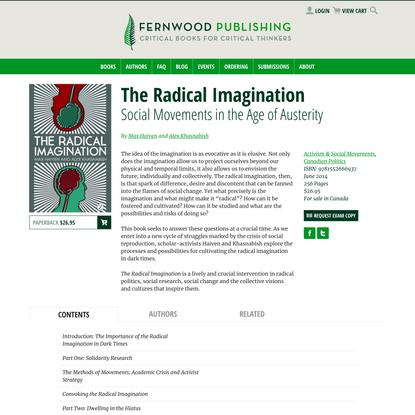 the-radical-imagination