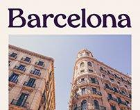 Barcelona Typeface