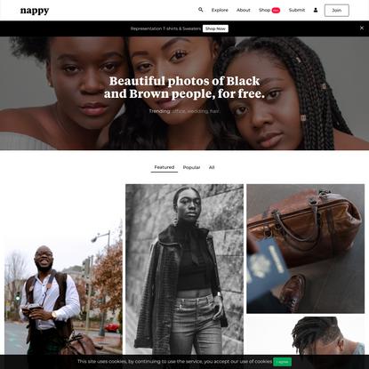 Nappy | Beautifully Diverse Stock Photos