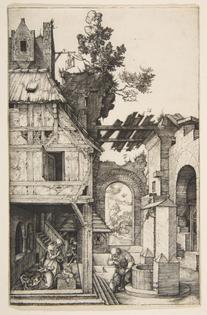 Albrecht, Durer, The Nativity (1504)