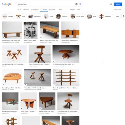 pierre chapo - Google Search
