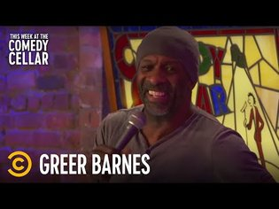 """Greer Barnes: """"If I Was a White Woman, I Would Rob Black Dudes"""" - This Week at the Comedy Cellar"""