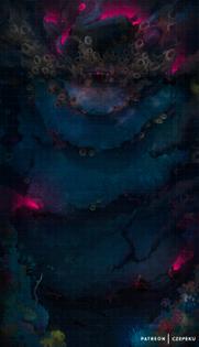 Eldritch Deep Sea Organ [27x47]
