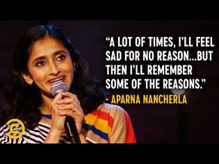 What It's Like to Live with Anxiety and Depression - Aparna Nancherla