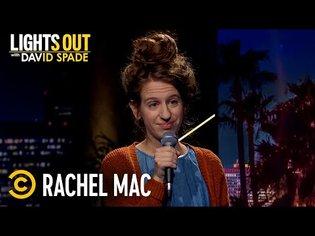 Sex Advice from a Middle School English Teacher - Rachel Mac - Lights Out with David Spade