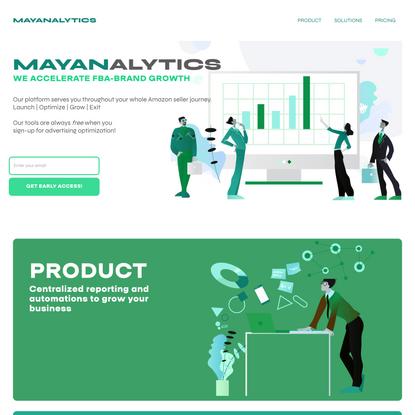 Mayanalytics