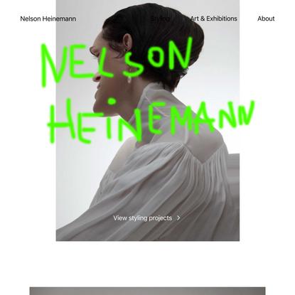 Nelson Heinemann