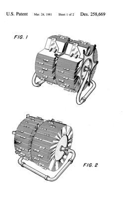A Weird and Wonderful History of Design Patents