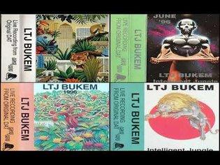 LTJ Bukem - Intelligent Jungle (1996)