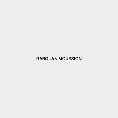 Expositions — Galerie Rabouan Moussion