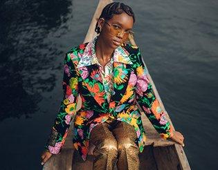 Ghana Getaway for Vogue Nederland