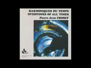 Pierre Jean Croset - Harmoniques du temps (1986) [Full Album]