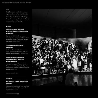 brandur.org — Brandur Leach
