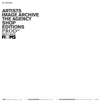 Art + Commerce