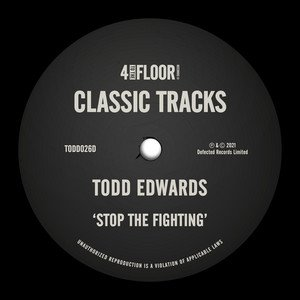 Stop The Fighting - Dub Version