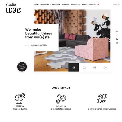 Home   Studio Wae