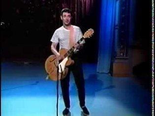 Jonathan Richman - I Was Dancing in the Lesbian Bar + Just Because I'm Irish [October 1993]