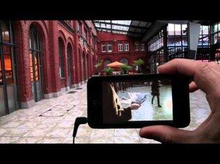 Alter Bahnhof Video Walk
