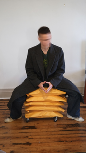 envelope-chair is good for active sitting