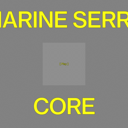 Marine Serre Core