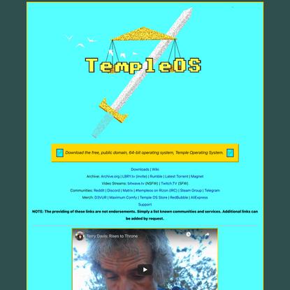 TempleOS