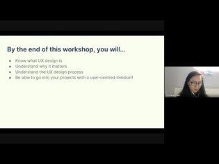 Intro to UX design - Aug 2020