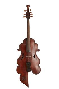 Viola da gamba Joachim Tielke (1641–1719)