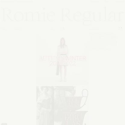 Margot Lévêque — Romie
