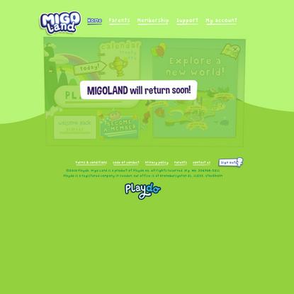 Migo Land » Play now!
