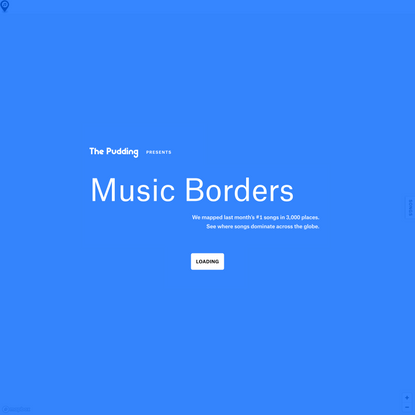 The Cultural Borders of Songs