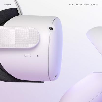 Oculus – Moniker — Design & Branding