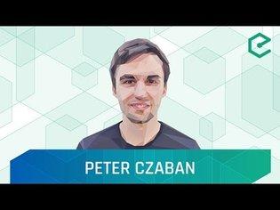 #199 Peter Czaban: Polkadot - The Internet of Blockchain Networks