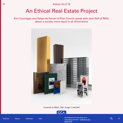 The First Ethical Housing Project