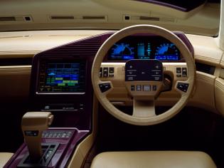 1985 Nissan CUE-X