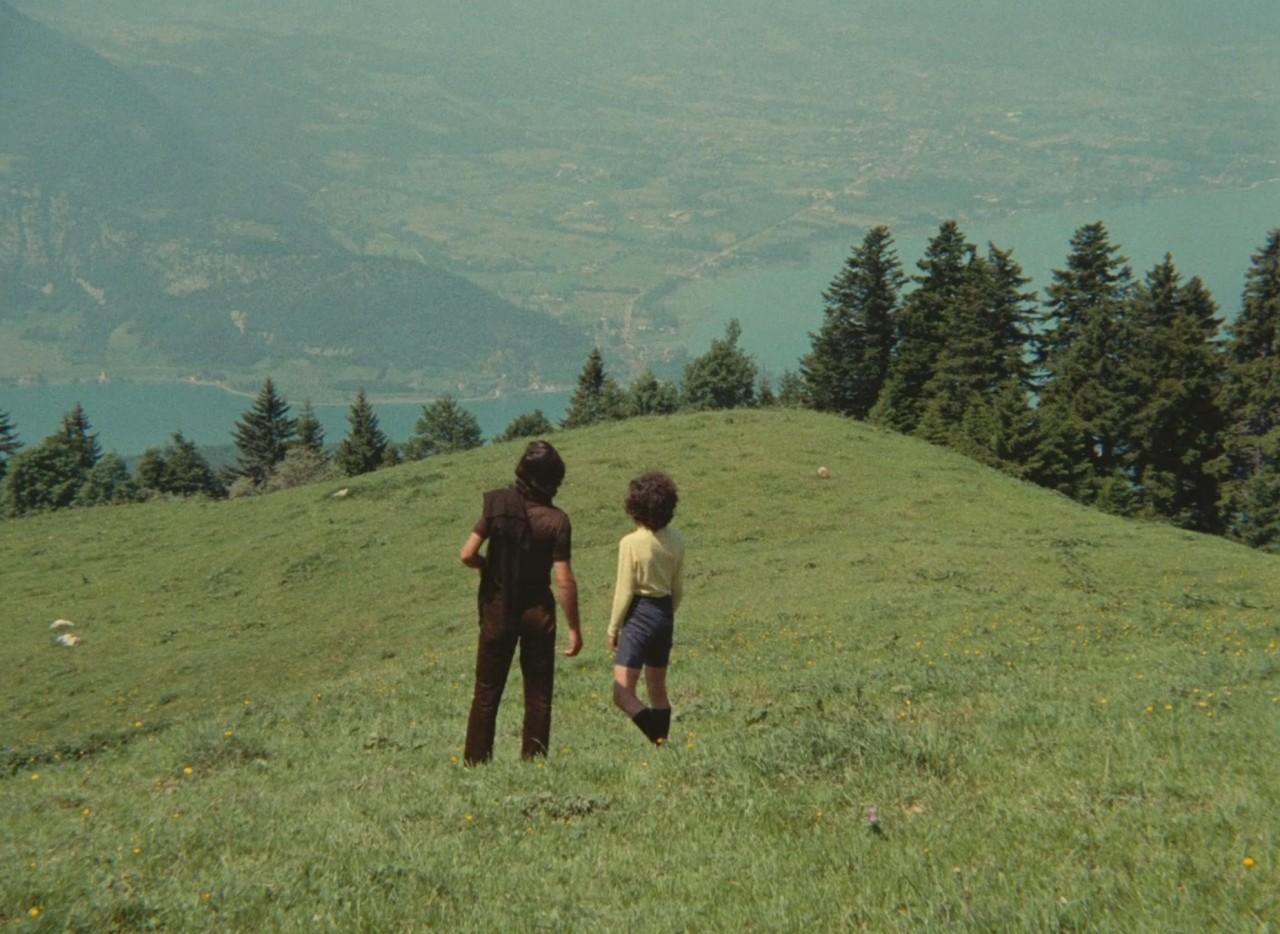 Le Genou de Claire, 1970