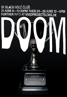 DOOM Poster Design by Keith Dodds