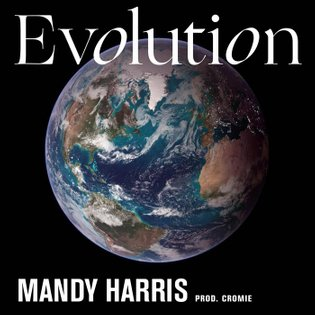 Evolution   Mandy Harris