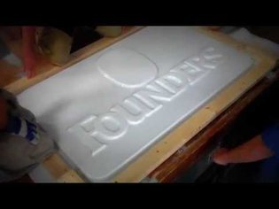 Diversified Signs & Graphics, York, SC - Vacuum Forming Acrylic Sign Face