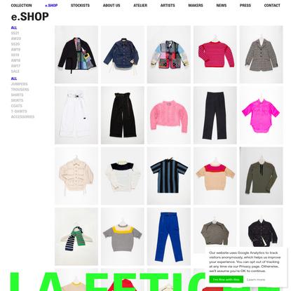 Shop - LA FETICHE