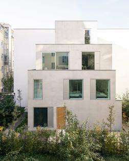 Townhouse in Berlin-Mitte, 2019