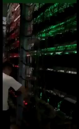 Closing the rig
