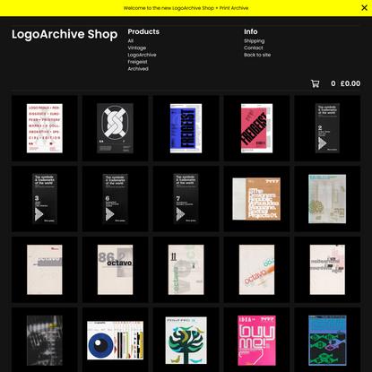 LogoArchive Shop